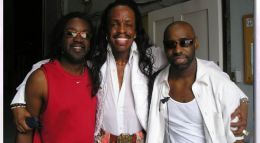 David with Earth, Wind & Fire